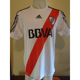 Camiseta Fútbol River adidas 2012 2013 Bbva Casi Nueva T. L