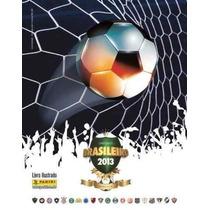 Campeonato Brasileiro 2013 Album Completo Capa Dura