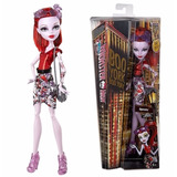 Monster High Boo York Frightseers Operetta
