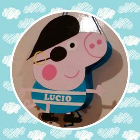 Piñata De Georgepirata Pepa La Cerdita Y Muchas Mas !!!