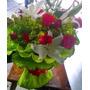 Ramo,rosas,flores,bombones Ferrero,envios A Domicilio.