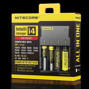 Cargador Digital Nitecore I4 Pila Bateria 18650