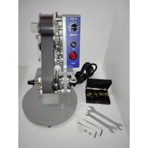 Maquina Estampadora Impresora De Lote Y Caducidad Manual