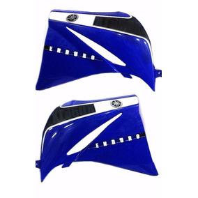 Par Aba Azul Xt660 2010 2011 2012 2013 2014 Lateral Xt Azul