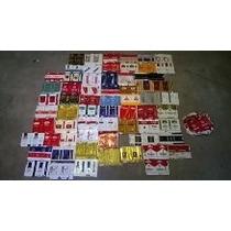 Coleccion Etiquetas Y Cajas De Cigarrillos