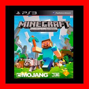 Minecraft Playstation 3 Edition No Disco !!!