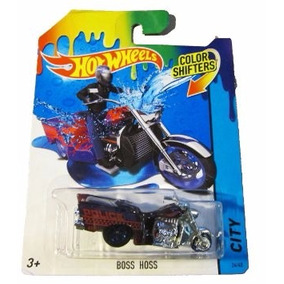 Hot Wheels Color Shifter Boss Hoss