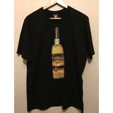 Blusa Camisa Preta - Tequila - Cavalera Original