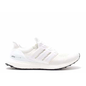 adidas ultra boost hombre white