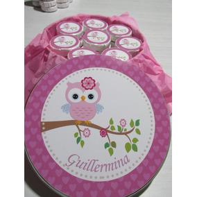 Souvenirs Lata+32 Jaboncitos Nacimiento,casamiento,bautismo