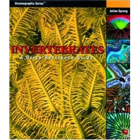 Livro Invertebrates A Quick Reference Guide Tlf