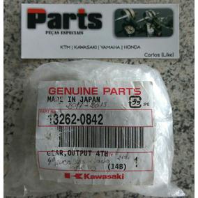 Engrenagem Kxf 250 4° Marcha Eixo Secundário 21 Dentes 11-13