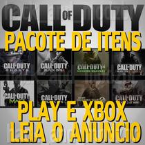 Upgrade Xbox 360 Ps3 Cod Bo2 Ghosts Mw3 Bo1 Mw2 Código Psn