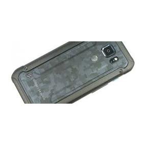 Samsung Galaxy S6 Active Azul Camuflaje Seminuevo 32gb Ip68