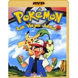 Serie Pokemon Temporada 3, Los Viajes Johto, Anime Linares