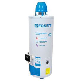 Boiler De Deposito 38 Litros Foset 45267
