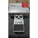 Pedal Boss Fz5 Fuzz - Super Conservado, Na Caixa!!!!