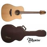 Takamine P3dc12 Guitarra De 12 Cuerdas Serie Profesional
