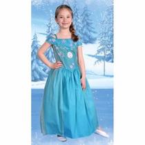 Disfraz Frozen Elsa Fiebre Congelada Newtoys