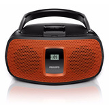 Reproductor Portatil Philips Az391 Soundmachine Cd Usb =