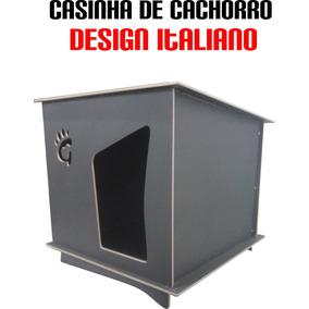 Casinha De Cachorro Porte Medio Pequeno Para Interiores Mdf