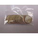 Arras Matrimonio Trece Monedas De Plata 1/4 Bolívar O 25 Cts