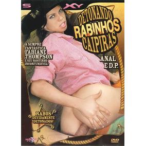 Dvd Detonando Rabinhos Caipiras Sexxy (usado)