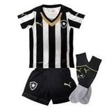 Kit De Uniforme De Futebol Puma Botafogo I Infantil