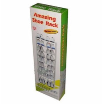 Amazing Shoes 10 Niveles Super Practica Zapatera 30 Pares