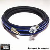 Mangueira T. Aço 10mts Lavadora Black Decker Pw1360-b2 1300w