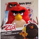 Peluche Grande Red De Angry Birds: La Película