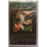 Julio Jaramillo / 16 Exitos 1 Cassette Nuevo