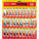 Cuchara Waterdog Señuelo X 1u. Spinner Varios Modelos
