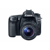 Camara Canon 80d Con Lente 18-55mm Is Stm A Pedido 1 Dia