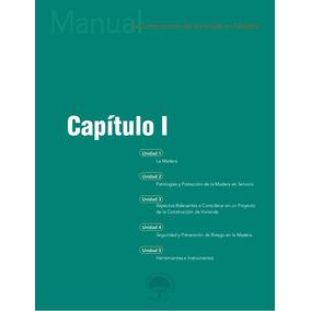Libro: Manual De Construccion En Madera (digital, Pdf)