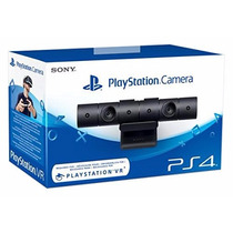 Nova Camera Ps4 Eye Vr Playstation 4 Resolução Em 4k E-sedex