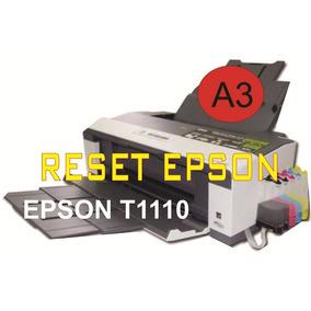 Reset Impressora Epson T1110 + Frete Grátis