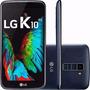 Telefone Lg K10 Dual Sim 4 G Android 5.1 Azul Promoçao