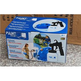 Paint Zoom Compressor Para Pintura Original 220v 650w