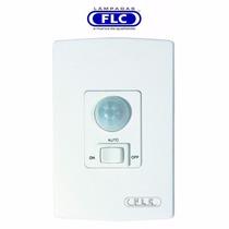 Sensor Iluminação 4x2 Presença Acende Apaga Luz Flc Garantia