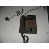 Telefone Antigo Radio Relogio Anos 70 80 Decoraçao