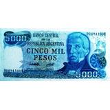 Raro - Unico En M. Libre - 5000 Pesos Ley - En Mendoza