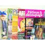 Lote De 5 Revistas Pintura Decorativa, Artesanias Y Mas