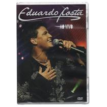 Dvd Eduado Costa-ao Vivo (original Raro Lacrado)