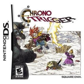 Chrono Trigger - Nds- Mídia Física - Lacrado - Nf