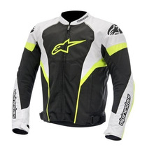 Chamarra Textil Air T-gp Plus R S Alpinestars Moto 7602-1221