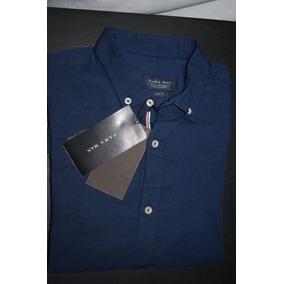 Camisa Zara Importada Usa Nueva Temporada