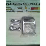 Kit Decorativo Tablero Y Manillas Chevy Confort C2 2007 08