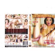 Dvd Brasileirinhas Pequena Miss Inocente 2, Anal, Original