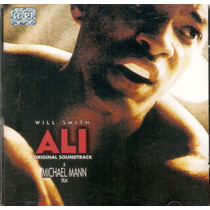 Cd Ali - Trilha Sonora Original Do Filme - Novo***